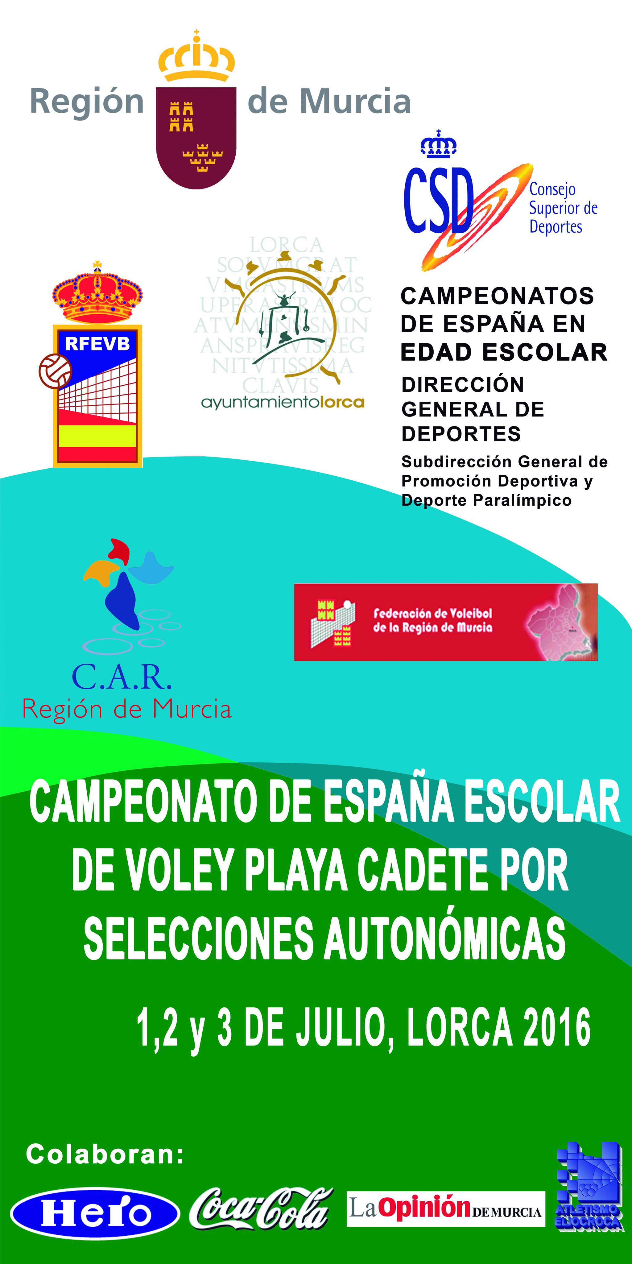 CAMPEONATO DE ESPA�A EN EDAD ESCOLAR