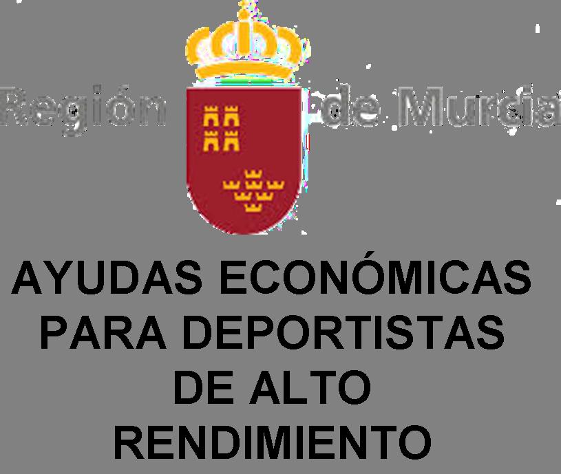 AYUDAS ECON�MICAS A DEPORTISTAS DE ALTO RENDIMIENTO