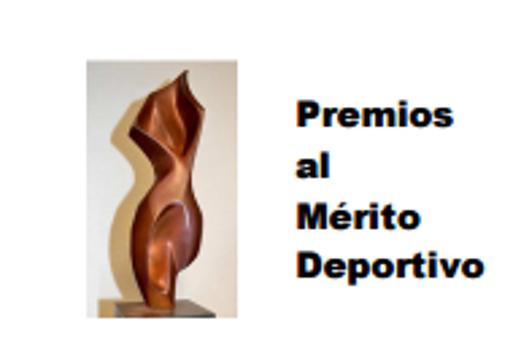 PREMIOS AL MÉRITO DEPORTIVO
